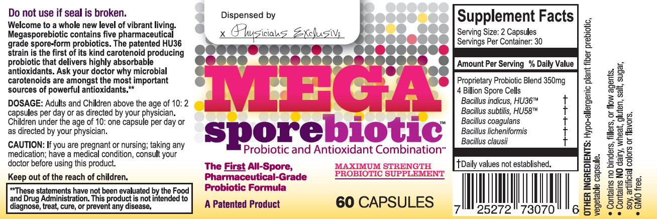 Image result for image for megasporebiotic